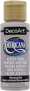product image for DecoArt Americana Acrylic Paint, 2-Ounce, Morning Mist