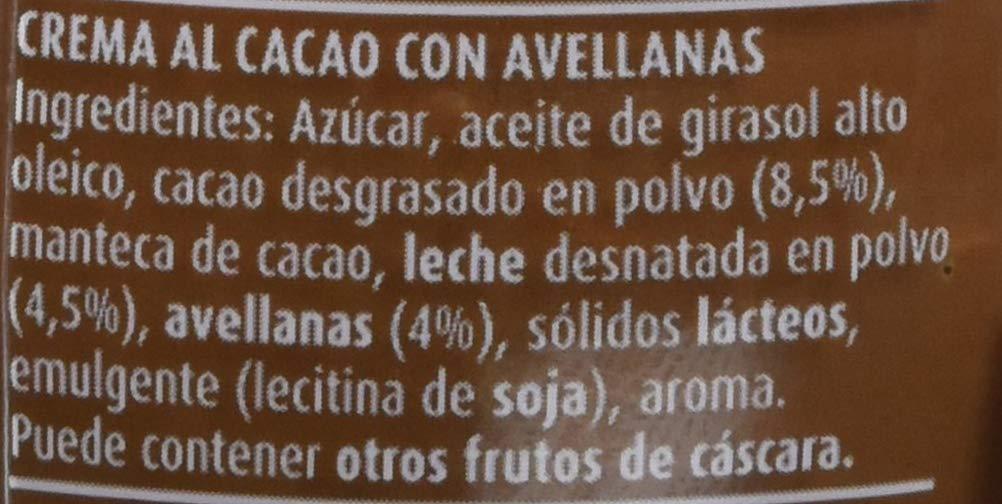 Nocilla, Chocolate para untar (Original) - 3 de 380 gr. (Total 1140 gr): Amazon.es: Alimentación y bebidas