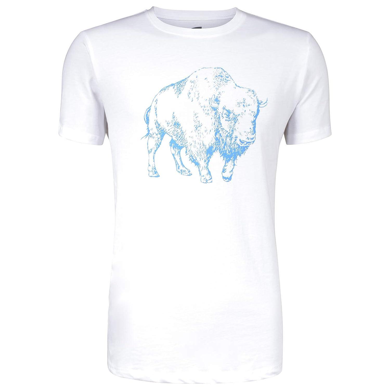 Mountain Khakis Mens Bison Illustration T-Shirt