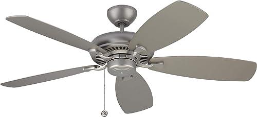 Monte Carlo 5DM52BP 5DM52BP-Designer Max Ceiling Fan