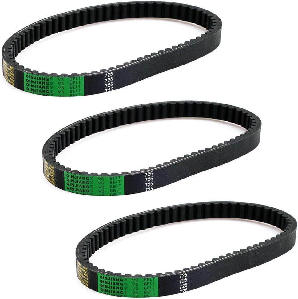 1 Band 119 Length Rubber 119 Length D/&D PowerDrive 17896 CCIL Canada Replacement Belt