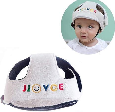 Casco de Seguridad para Bebé, Infantil Protector de Cabeza Casco ...