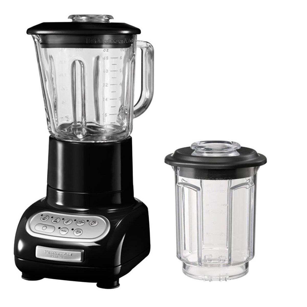 Amazon.de: Kitchenaid 5KSB5553EOB Standermixer schwarz