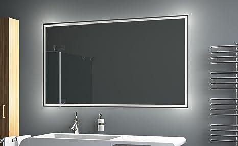 Led specchio da bagno specchio da parete bagno specchio bagno