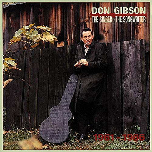 Singer Songwriter 1961-66 by Gibson, Don
