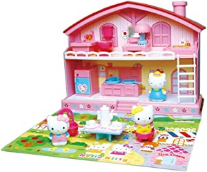 Hello Kitty Sanrio Japan Play House SetGood Friend House