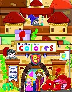 El castillo de los colores (Spanish Edition)