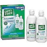 OPTI-FREE PureMoist Multi-Purpose Contact Lens Solution 20 oz