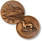 Northwest Territorial Mint Badlands National Park Coin