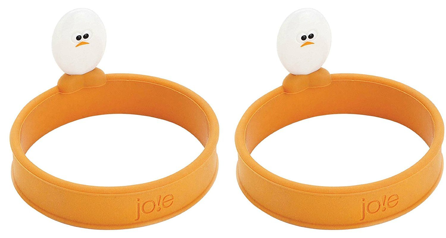 Joie Roundy Silicone Egg Ring (2 pack)
