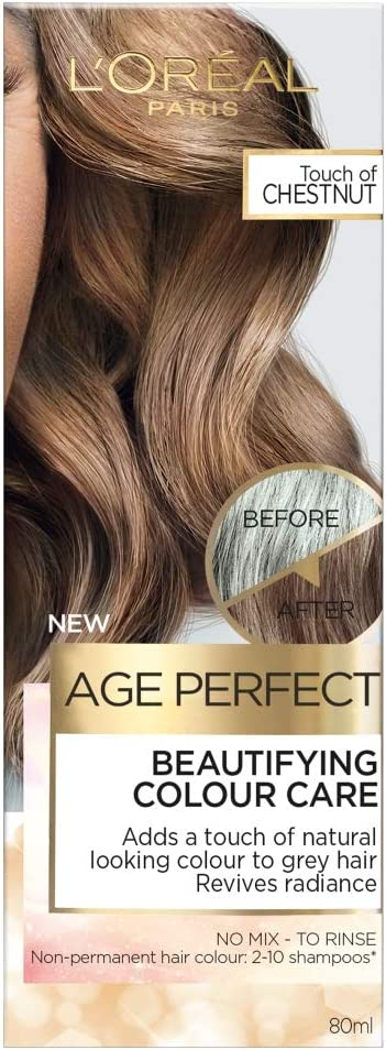 LOreal Age Perfect Color Care Castaño