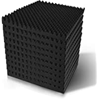 20-60pcs Acoustic Panels Eggshell Wedge Soundproofing Studio Foam Insulation Soundproof Pad