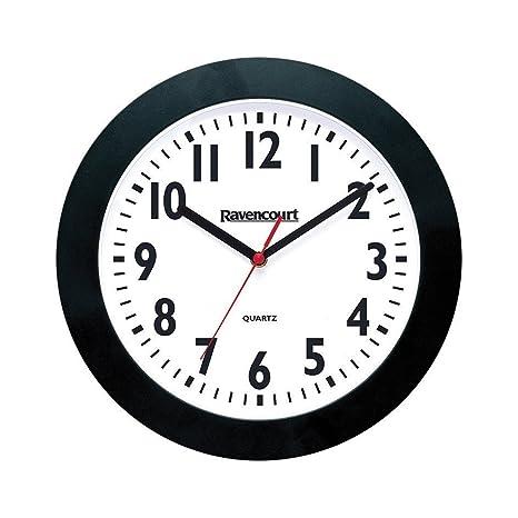 NRS Healthcare L99879 - Reloj de pared con números grandes