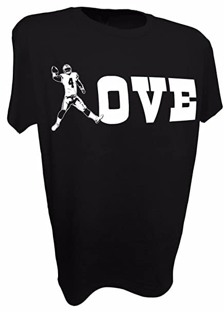 Amazon Com Achtung T Shirt Llc Womens Love Dak Prescott Dallas