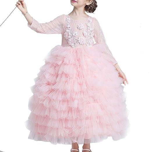 Vestido Fiesta Niña Vestido De Princesa Vestido De Princesa ...