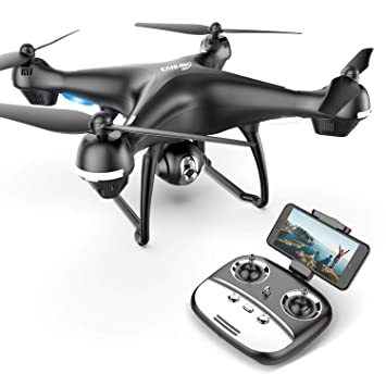 Eanling HS100G Drone with 1080p HD Camera 5G FPV Live Video and ...