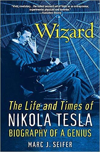 nikola tesla biography book