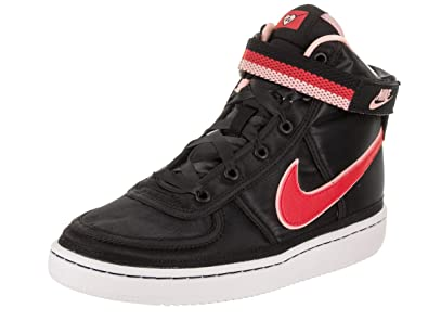 best authentic a3a38 5fe15 Nike NIKE414967 - Air Flight Classic Herren, (Black Speed Red-Bleached Coral