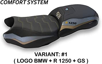Sattelbezug Kompatibel Mit R 1250 Gs Exclusive Mod Batna Comfort System Mehrfarbig Tapeterie Italien Auto
