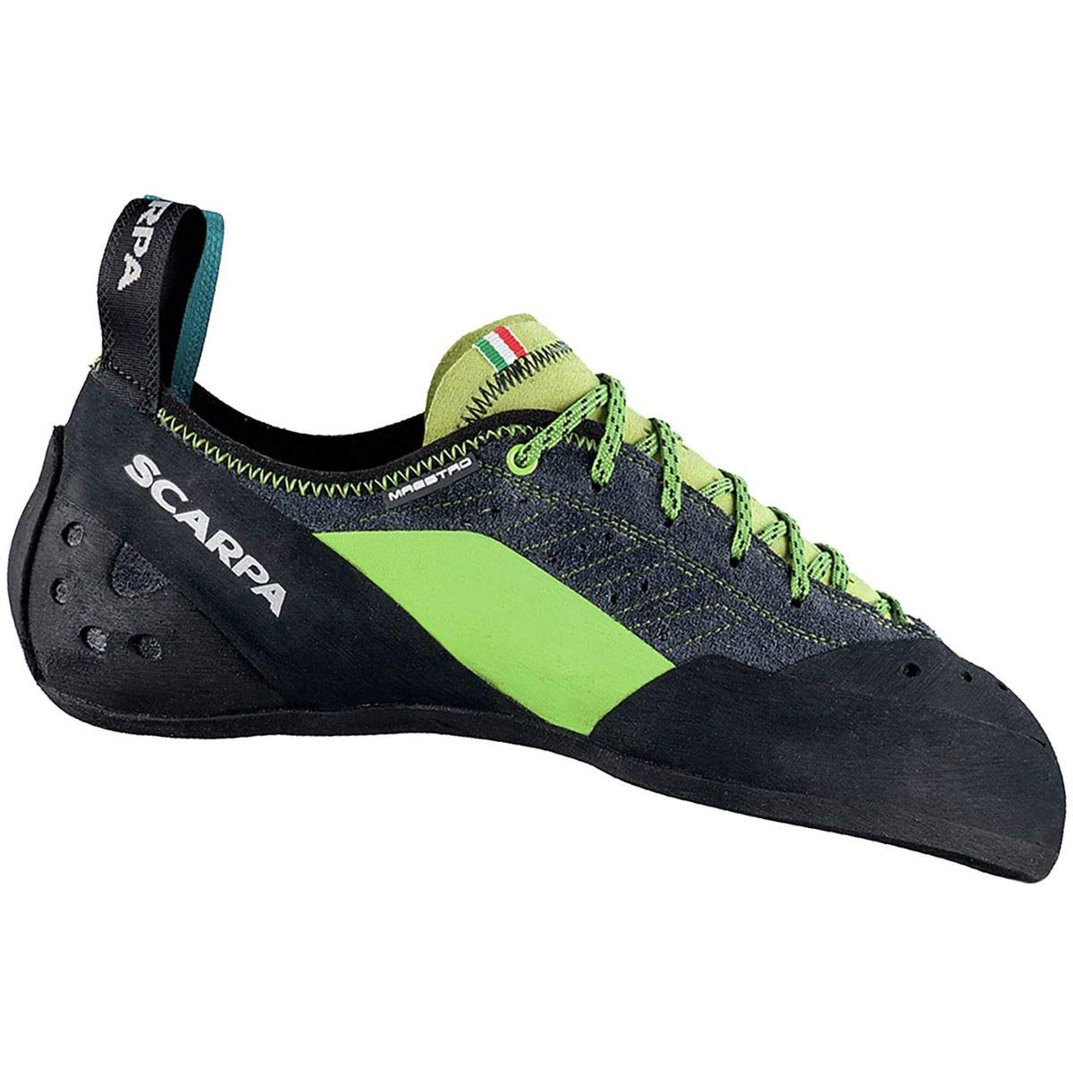 SCARPA Maestro Climbing Shoe - Men's 70097/001-Ink-39.5