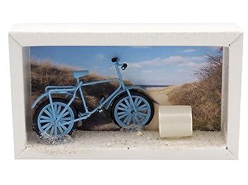 Zauberdeko Geldgeschenk Verpackung Geldverpackung Fahrrad Holland
