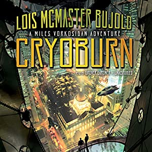 Cryoburn Audiobook