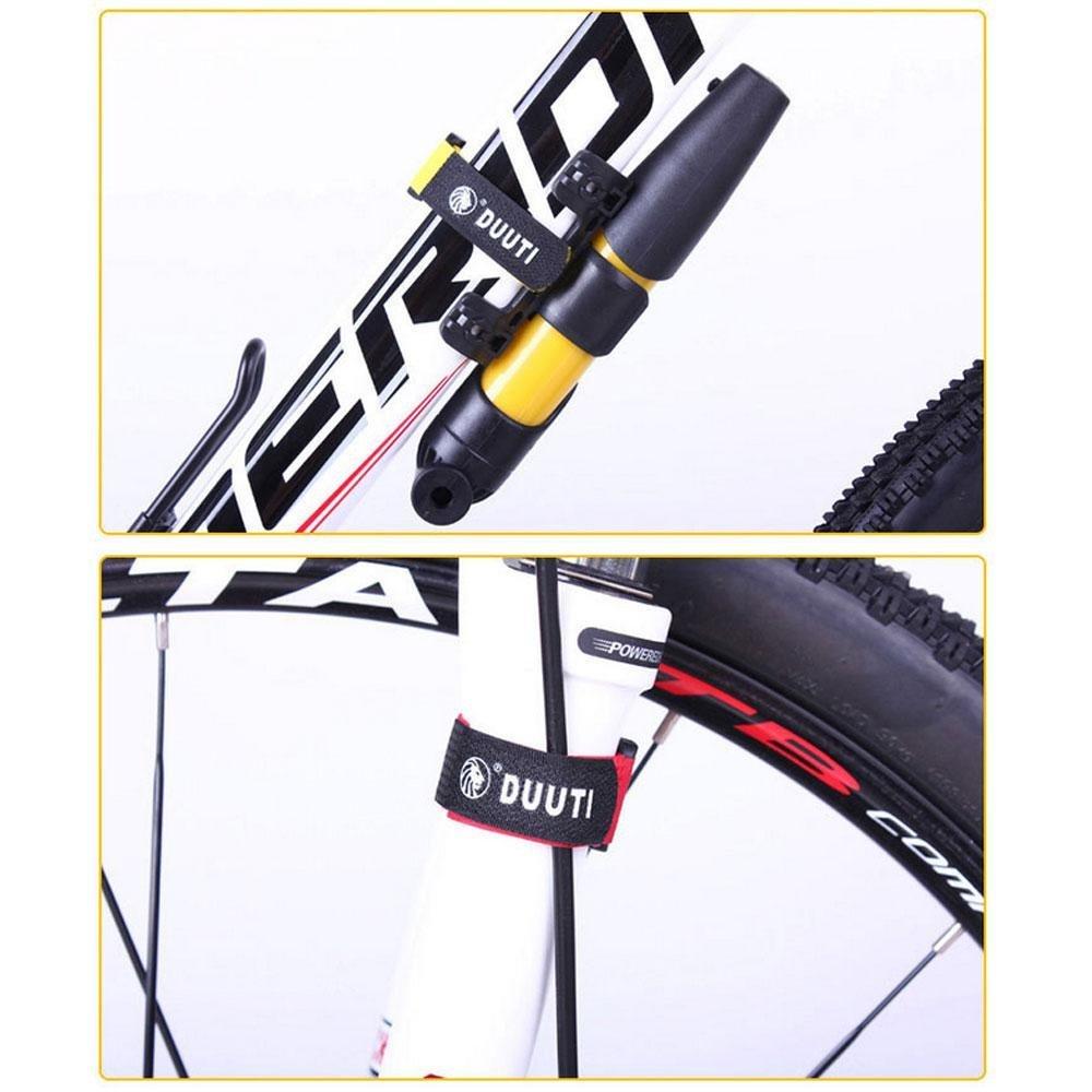 Flaschenverschluss Bandage 25 cm x 2 cm 5 St/ück 5 Farben gebunden FOONEE Fahrrad-Gurte Kinder f/ür Rennrad schwarz Auto Mountainbike Seilpumpe