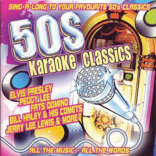 50s Karaoke - Fifties Karaoke Classics