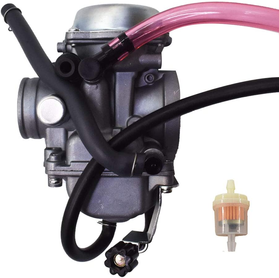 labwork Carburetor Carb Fit for Kawasaki KLF 300 KLF300 1986-1995 1996-2005 Bayou Carby ATV