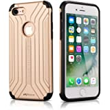 WATTPERSON. iPhone 7 Case G100, Premium Gold Case for iPhone, Drop Protection, Armor Protective iPhone (US Version)
