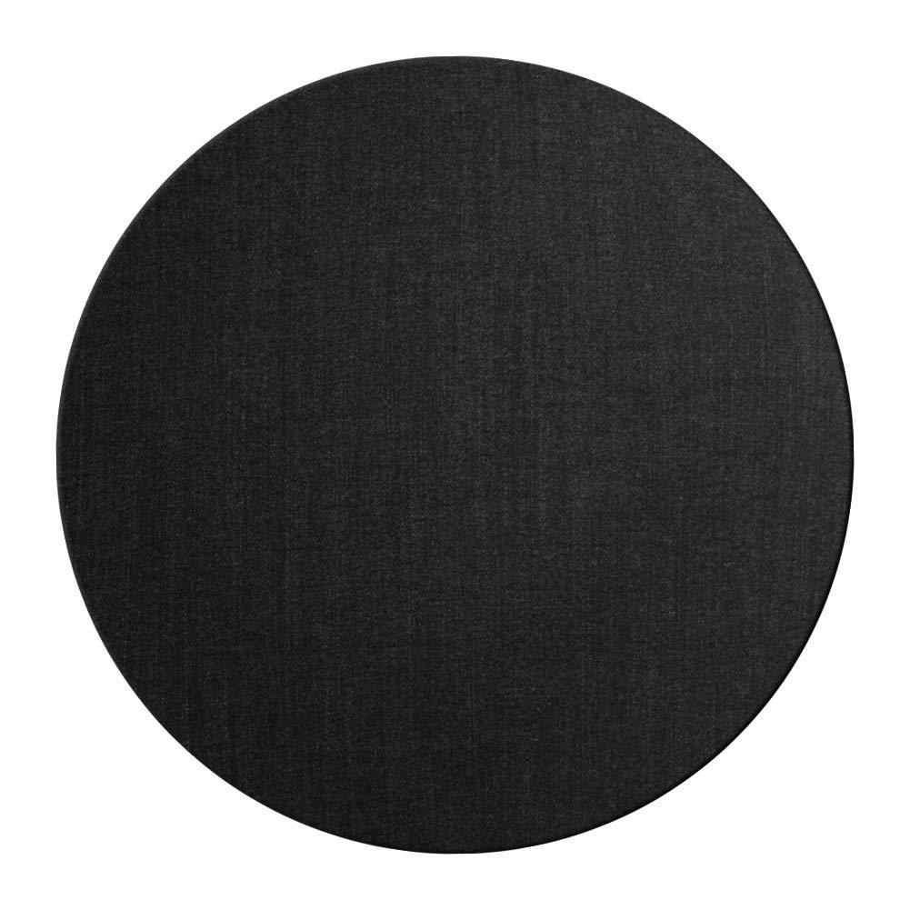 Bang & Olufsen Cubierta de Kvadrat para altavoz Beoplay A9, cubierta frontal de repuesto o sustitución, Dark Grey