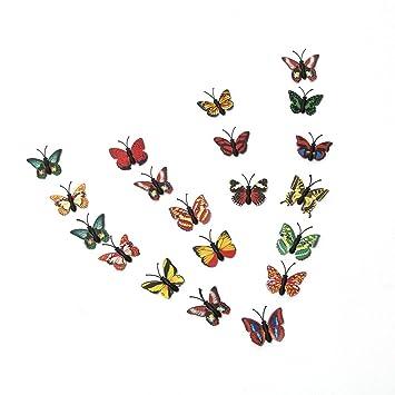 Secre Train 20 Piece Miniature Butterfly Dolls House