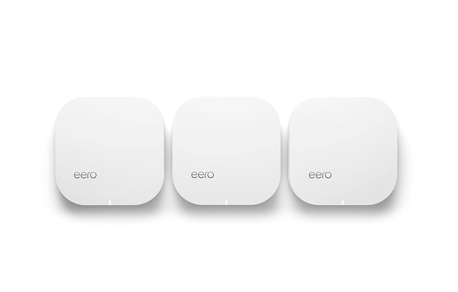 Eero Home Wifi System Pack Of 3 1st Generation 2016 Wireless Network Diagram Simple Computers Accessories