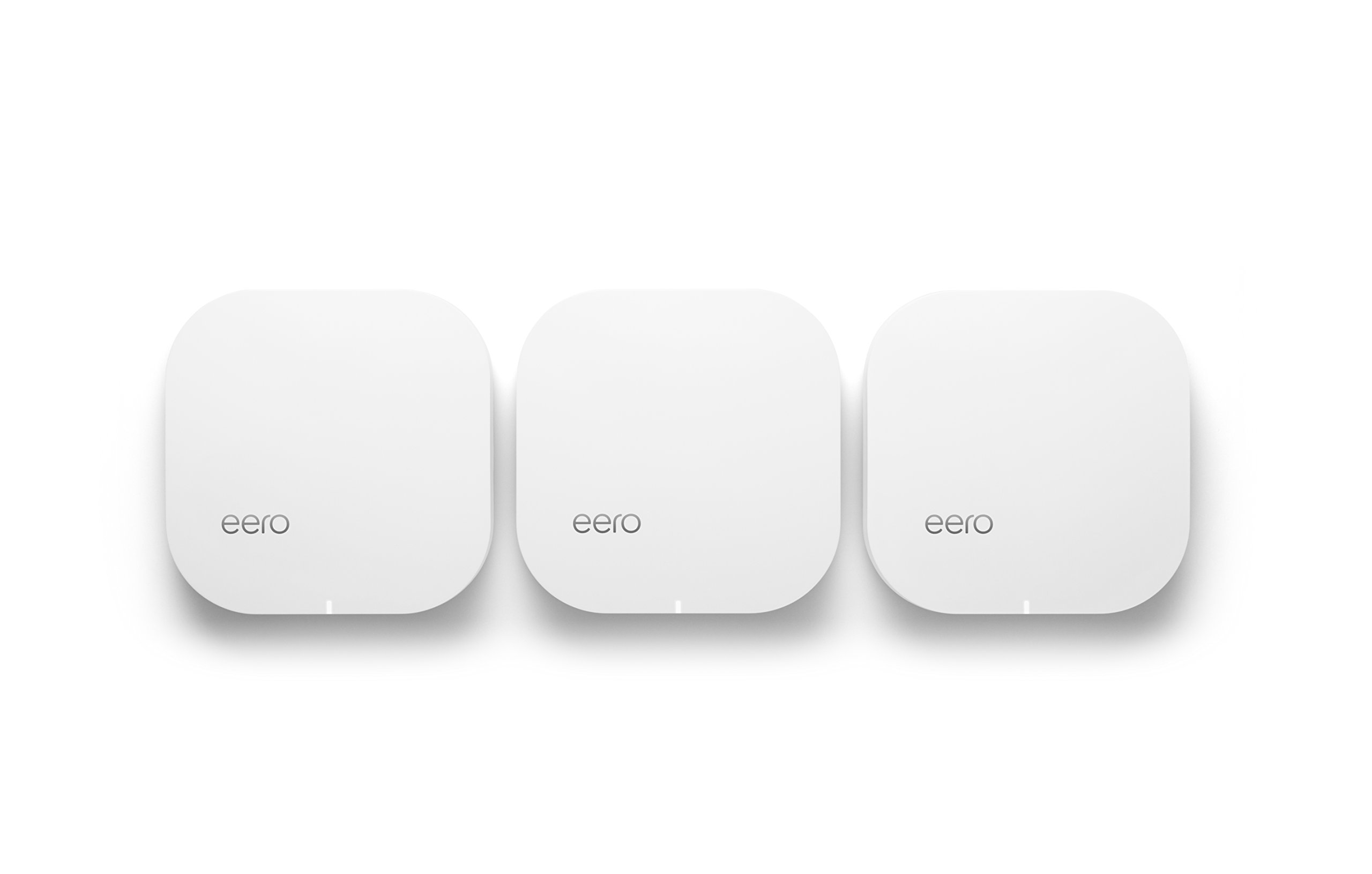 eero Home WiFi System (Pack of 3) - 1st generation, 2016 product image