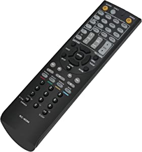 New RC-803M Replace Remote Control RC803M fit for Onkyo AV Receiver Home Theater System TX-NR609 TX-NR609B HT-S8409 HT-S7409 TXNR609