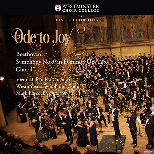 Ode to Joy: Beethoven Symphony No. 9 in D minor, Op. 125 Choral (Symphony No 9 In D Minor Choral)
