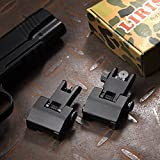 Lirisy-Tactical-Backup-Iron-Sight-Flip-Up-BUIS-Rear-Sight-and-Front-Sight-Set-for-Rifles-Picatinny-Rails-Mounted