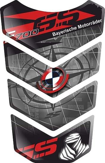 Paraserbatoio Adesivo Tankpad Tankschutz Protection De Resevoir Resinato Effetto 3d Compatibile Con Bm W F700gs F700 F 700 Gs F 700 Gs F 700 Bmwf700 Bmwf700gs V2 Auto