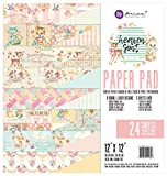 Prima Marketing Heaven Sent 2-12X12 Paper Pad