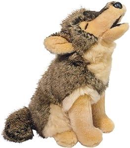 Douglas Raina Howling Wolf Plush Stuffed Animal