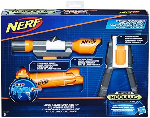 Hasbro Nerf N-Strike Modulus – Set di Accessori Range Kit