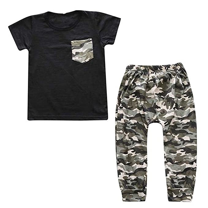 Amazon.com: Infantil y de bebé bebé niños niñas ropa de ...