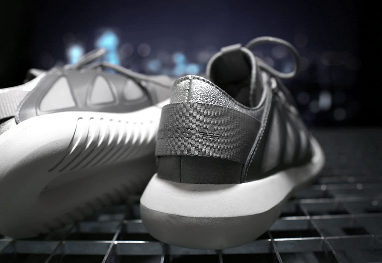 adidas Tubular Viral W, Chaussures de Gymnastique Femme Gris Metallic