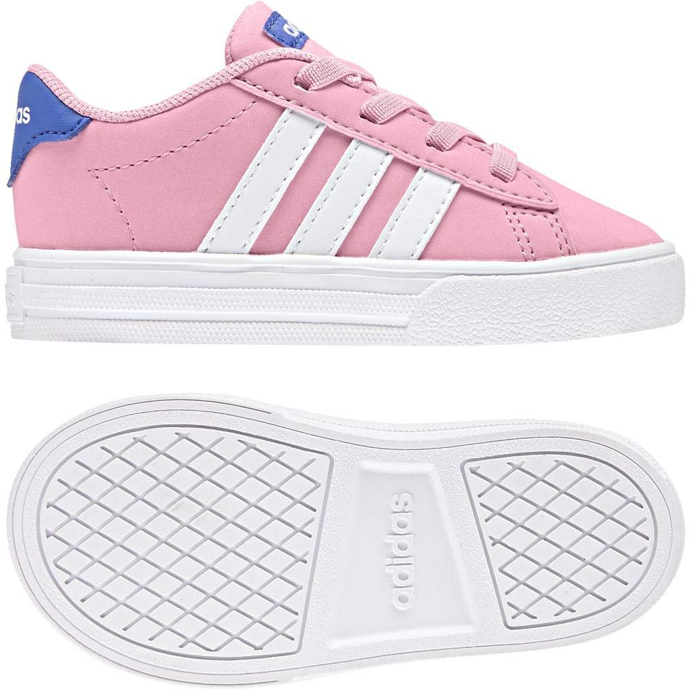 9b5816e0e7d adidas Baby Girls  Daily 2.0 Low-Top Sneakers  Amazon.co.uk  Shoes ...