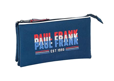 Paul Frank 1995 Oficial Estuche Escolar 220x30x100mm: Amazon ...