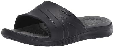 22c708e7e2aa3 Crocs Reviva Slide Sandal