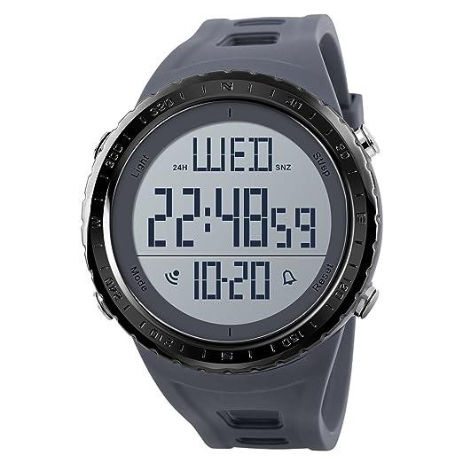 af19089a428f Reloj digital deportivo para hombre
