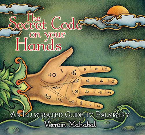 The Secret Code on Your Hands: An Illustrated Guide to Palmistry by Mandala Publishing