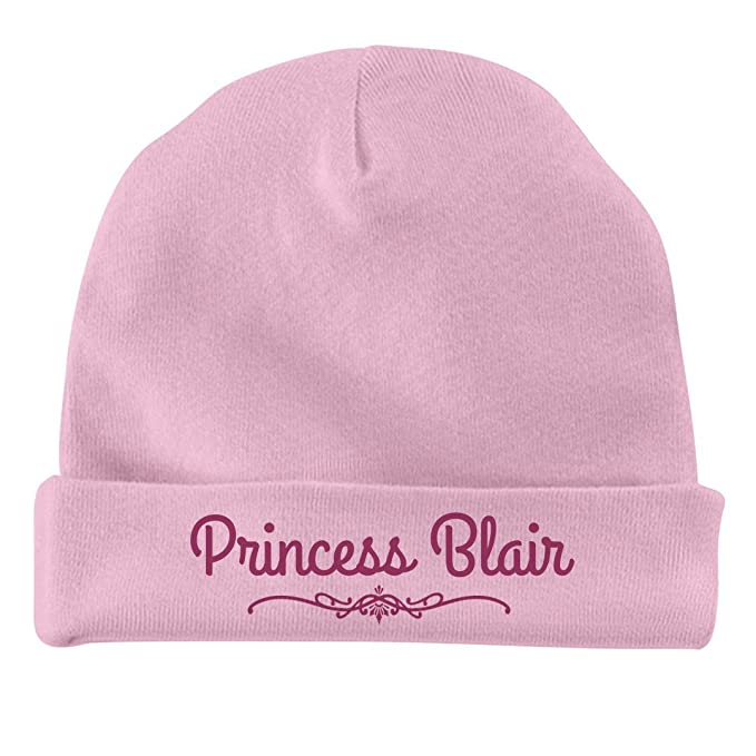 09dcdd00f58 Amazon.com  Baby Girl Princess Blair Gift  Infant Baby Hat  Clothing