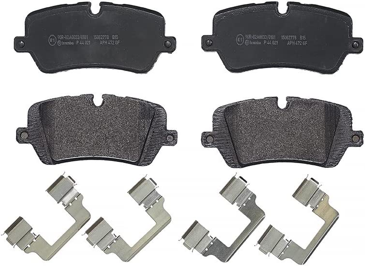 FOR LAND ROVER DISCOVERY SPORT REAR PREMIUM QUALITY MINTEX BRAKE PADS SET 14